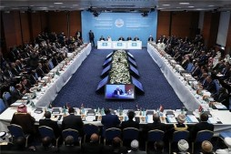 OIC Emergency Meeting on Quds Gets Underway in Istanbul