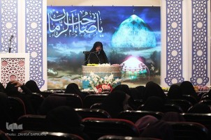 Women Competing in Nat'l Quran Contest
