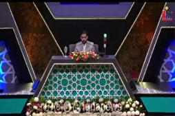 Iranian Qari's Recitation at Malaysia Int'l Quran Competition