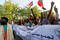 Sudan's Military Council Warns against Road Blocks as Protests Continue