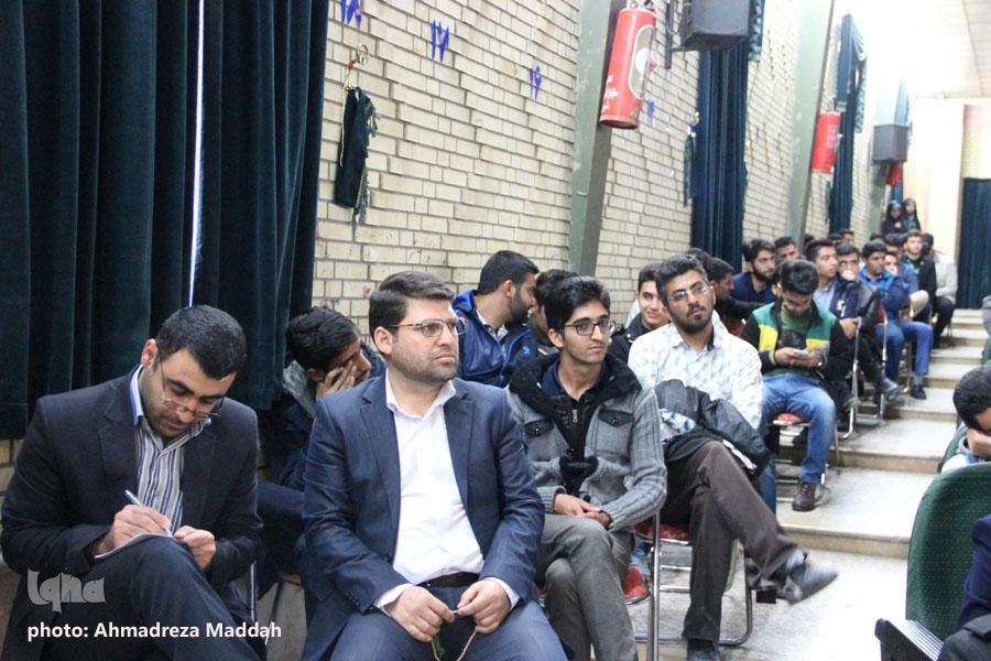 یادواره 100 شهید دانشجو معلم فارس